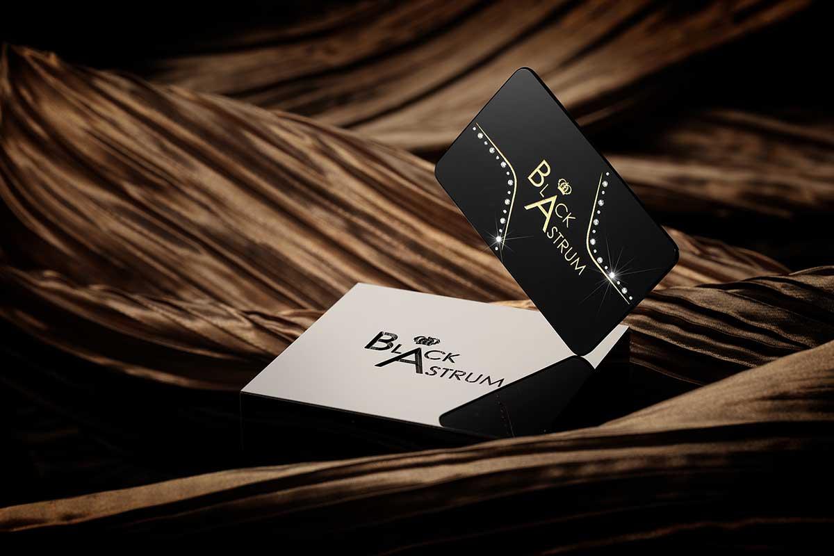 Black Astrum Cards