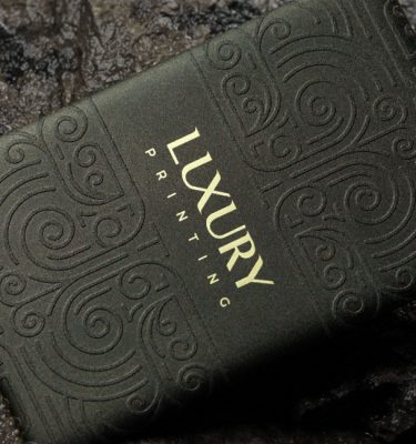 Epoxy Metallic Foil Cards 1