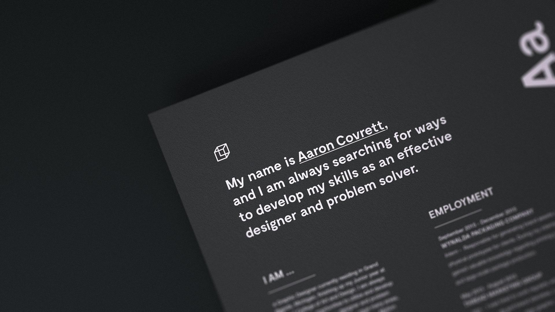Minimal Letterhead   Luxury Printing